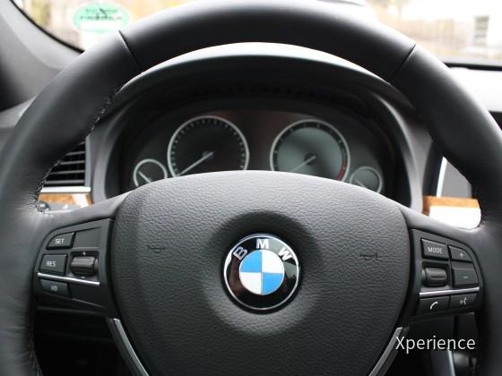 BMW 530d Gran Turismo   Sixt Flughafen Dresden