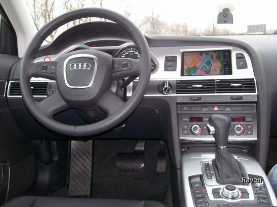 Audi A6 Avant 2.7 TDI Sixt