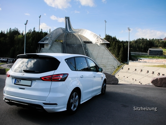4 - Ford S-Max