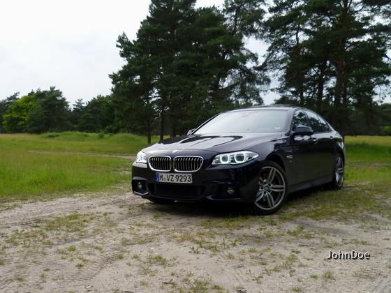 BMW 530d xDrive Limousine   Sixt Detmold
