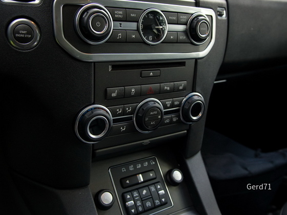Land Rover Discovery 07