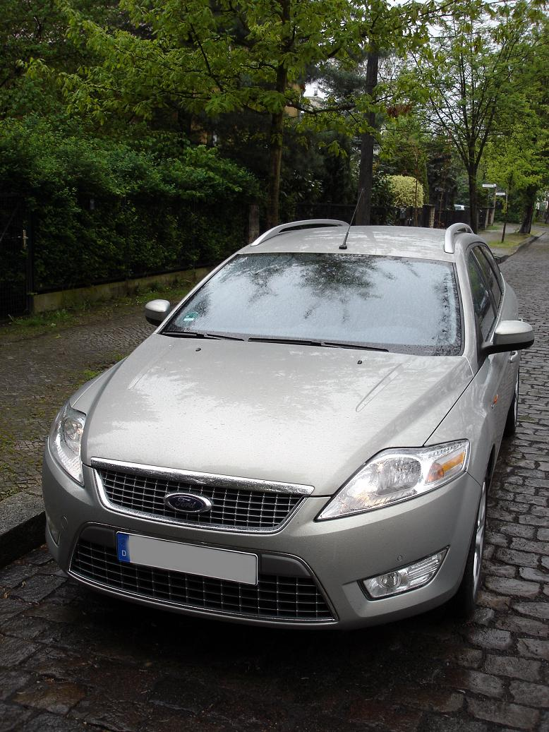 Ford Mondeo Turnier 2.0 TDCi (Sixt)