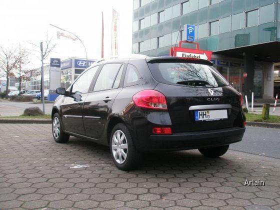 Renault Clio Grandtour von Profi Rent (Renault Werkstatt-Ersatz)