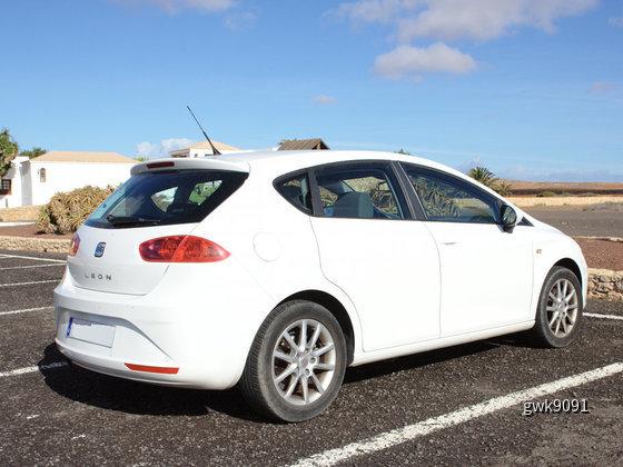 Seat Leon von Europcar