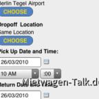 Hertz Applikation