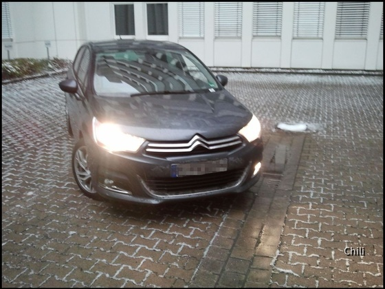 Citroën C4 VTi 120 Exclusive