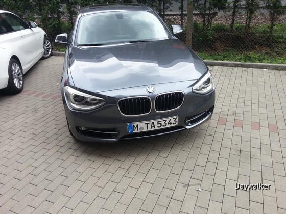 BMW 1er (unbekannte Motorisierung)