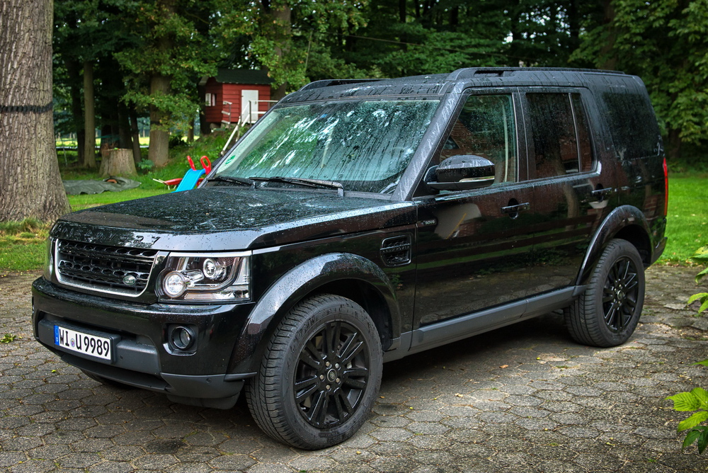 Land Rover Discovery 05