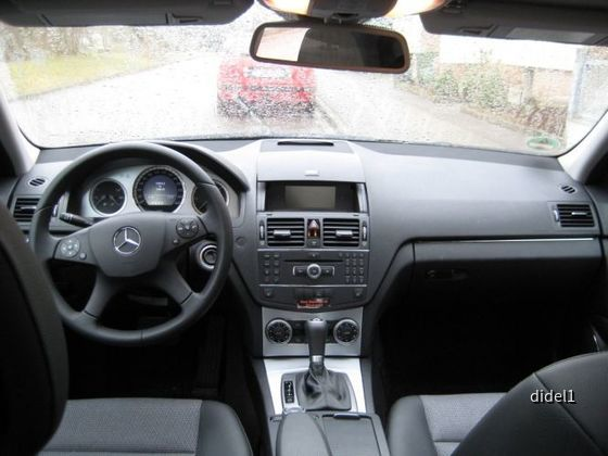 Europcar MB C200 CDI Automatik
