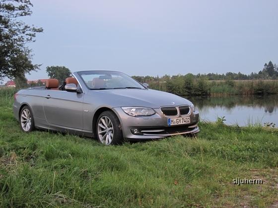 BMW 335i Cabrio