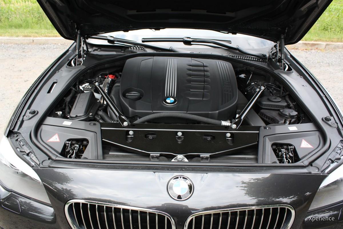 BMW 530d F10 | Sixt Flughafen Dresden