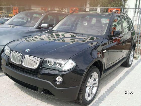 NEUE BMW SIXT IN STUTTGART