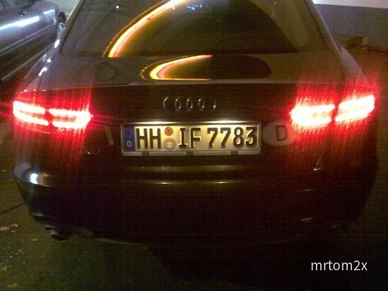 Europcar Audi A5 2.7 TDI S-Line Sportback