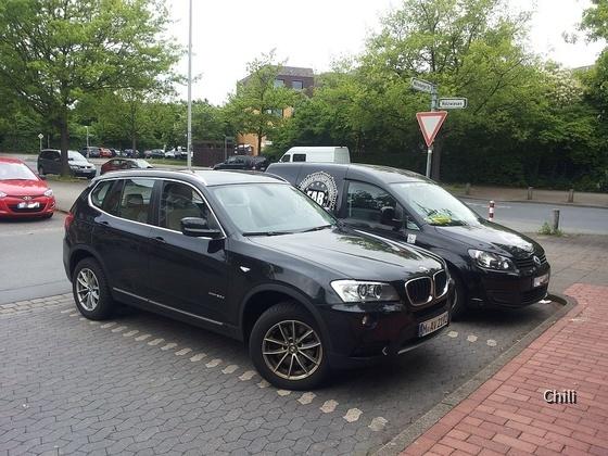 BMW X3 20dA (10)