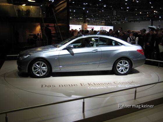 Mercedes Benz E-Klasse Coupé.JPG