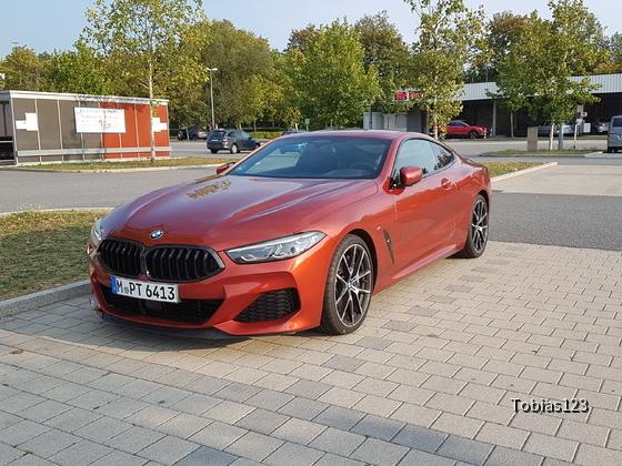 BMW 840d (G15) #1