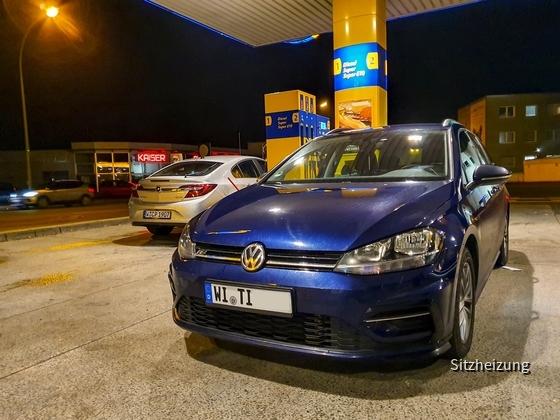9 - VW Golf