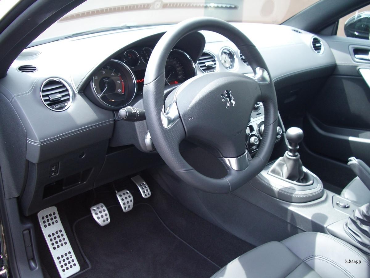 Peugeot RCZ I Sixt