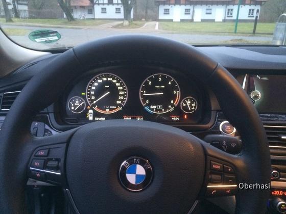 BMW 520dT Aut