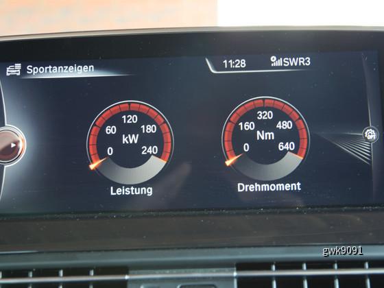 BMW 640d Gran Coupe von Sixt