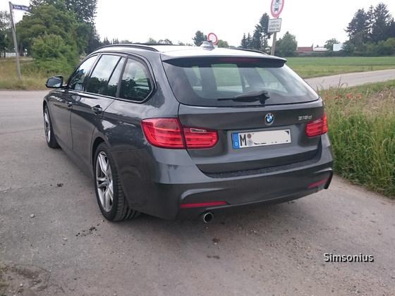 BMW 318dT Aut Sixt