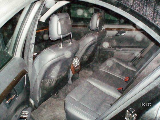S-Klasse 350 CDI Sixt