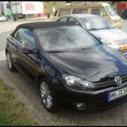 VW Golf Cabrio 1.2 TSI BlueMotion
