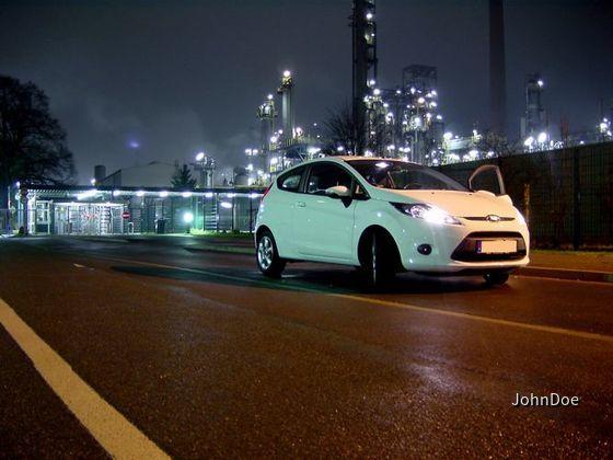 Ford Fiesta Mk7 1.25