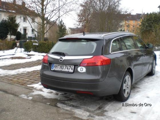 Opel Insignia ST 1.8 | Europcar Erding