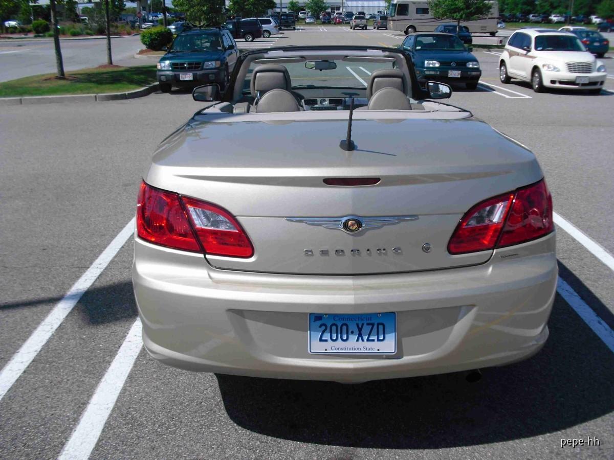 Chrysler Sebring - Hertz USA