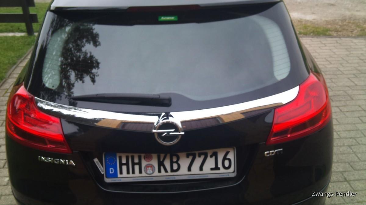 Opel Insignia ST CDTI