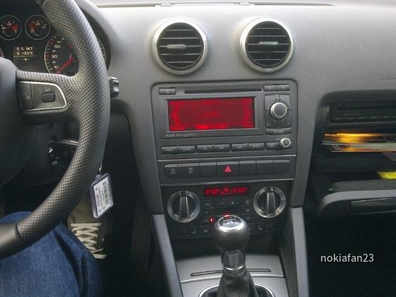 Audi A3 2.0TDI - Sixt Würzburg/Fulda