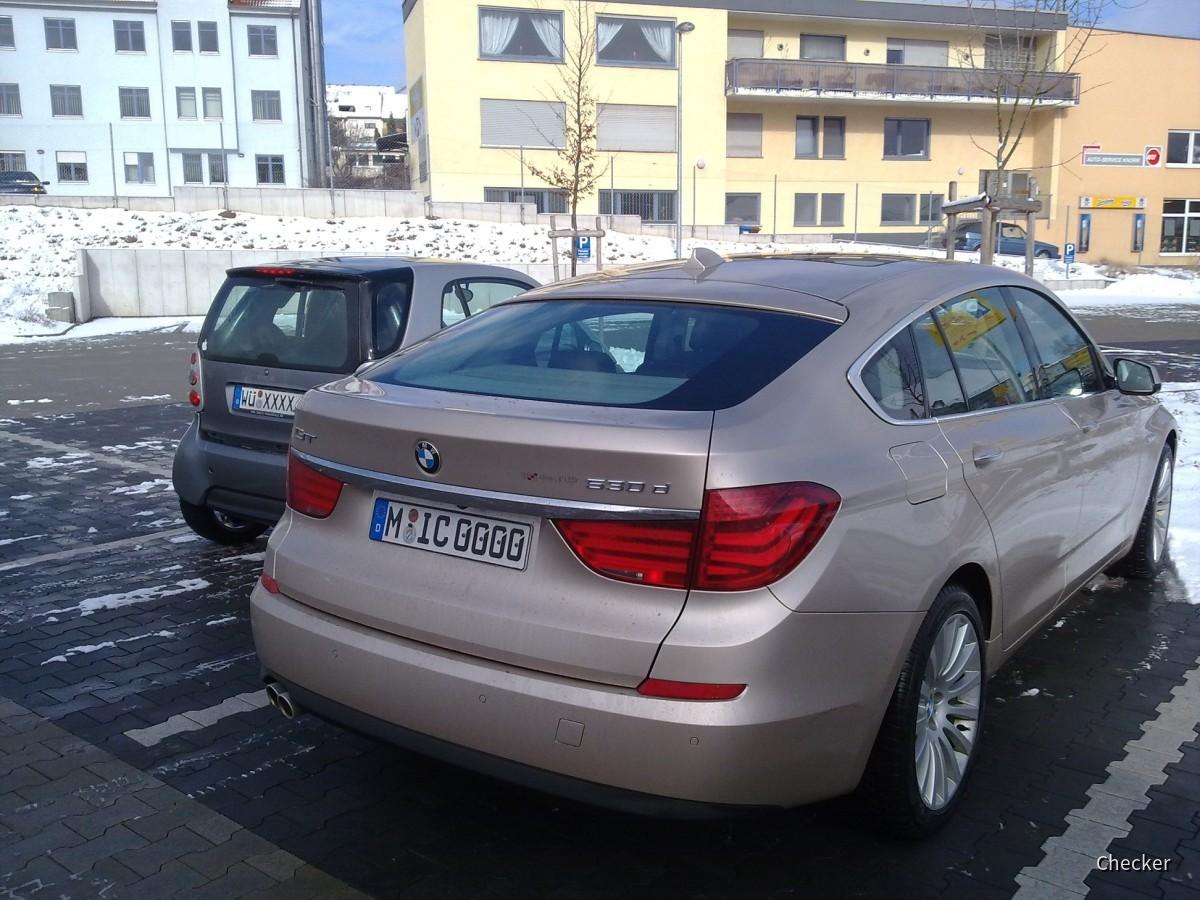 BMW 530d GT - Sixt