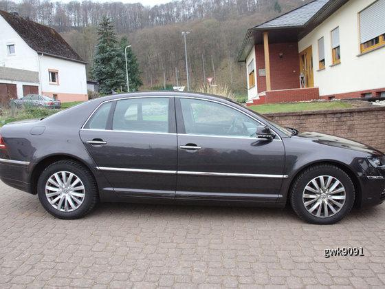 VW Phaeton 3.0 TDI von Europcar