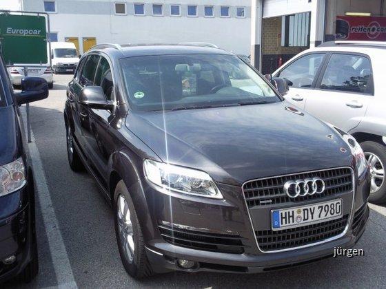 Europcar Audi Q7