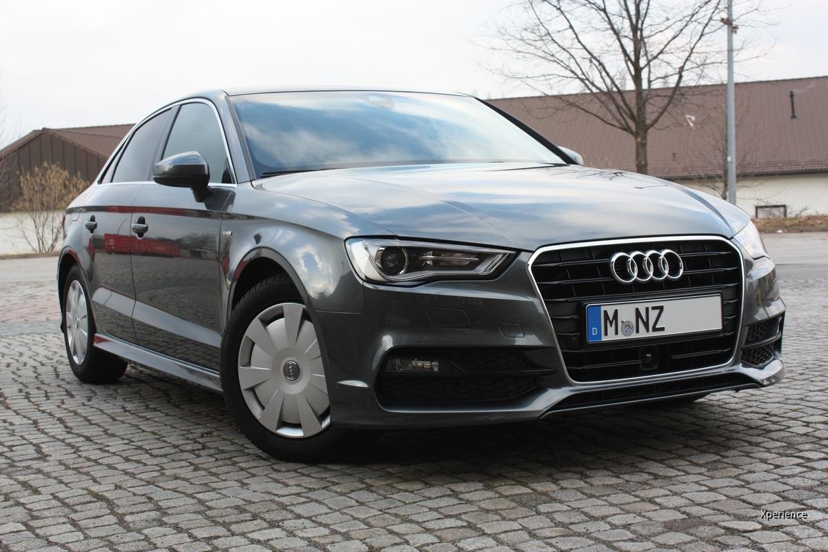 Audi A3 Limousine 2.0 TDI S-Line S-tronic