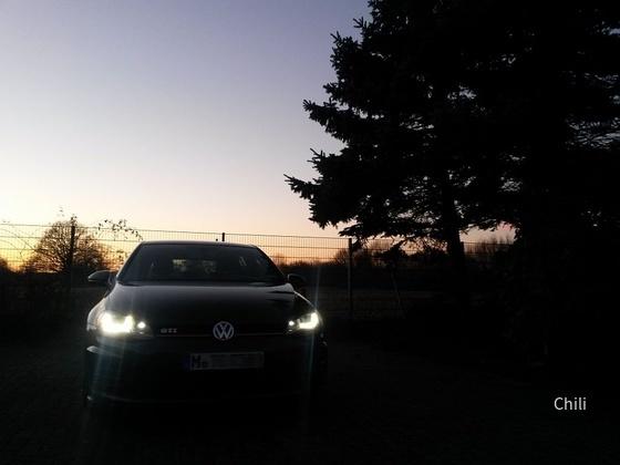 VW Golf VII GTI DSG