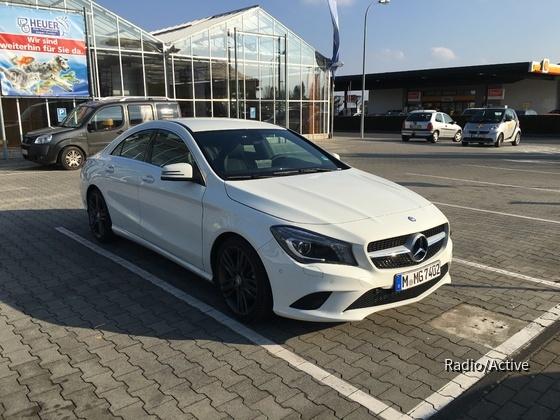 Mercedes CLA | Sixt Bonn-Bad Godesberg