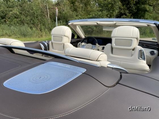 MB S560 Cabrio