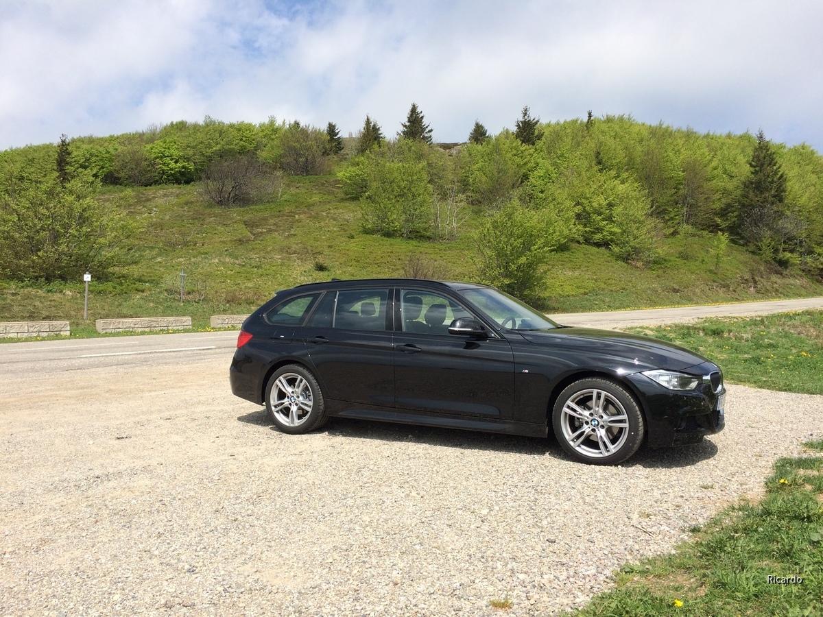 BMW320dx