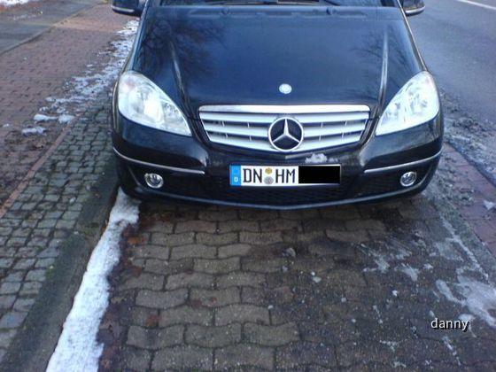 Hertz Mercedes Benz A150 Automatik (CCAR)