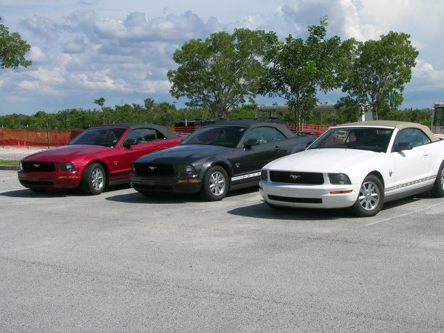 Ford Mustang + Miami