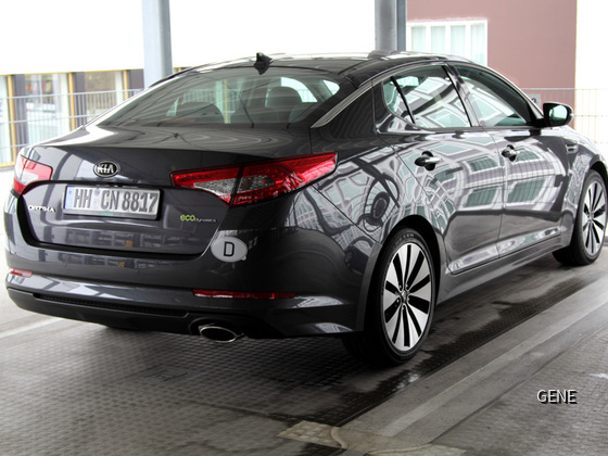 EUROPCAR KIA OPTIMA
