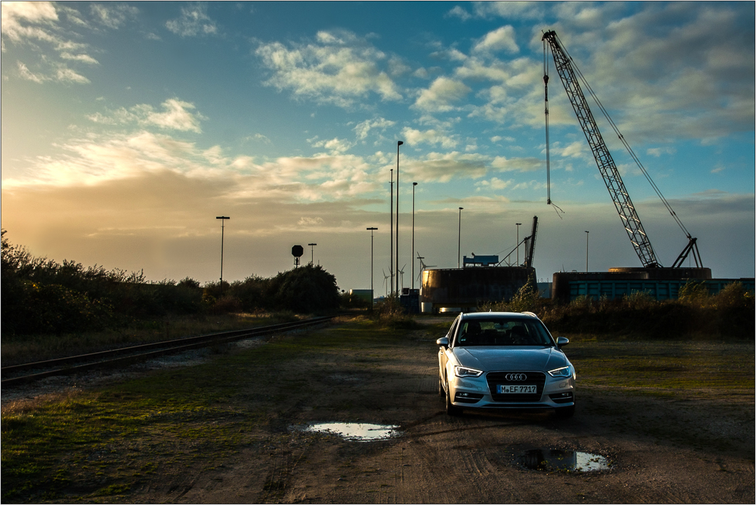 Audi A3 SB 2.0TDI MAN 150PS