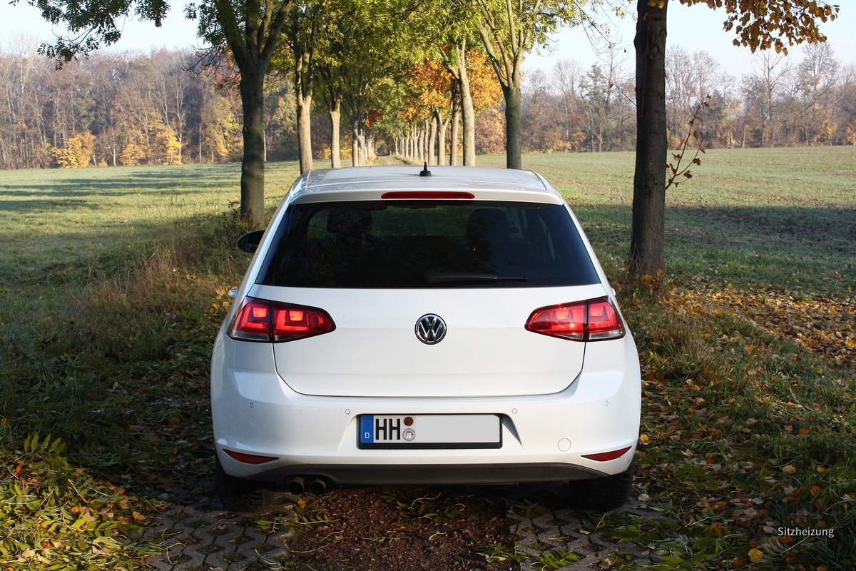 VW Golf 2.0TDI