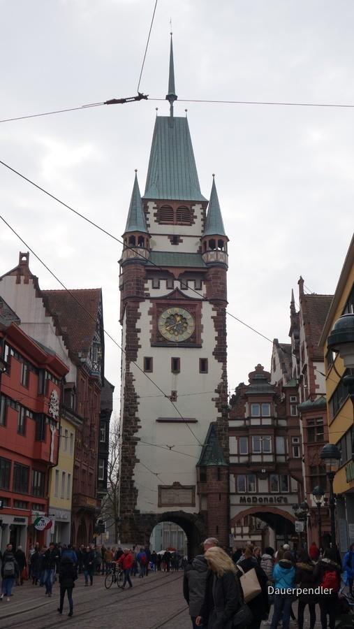 Freiburg, Stadtturm
