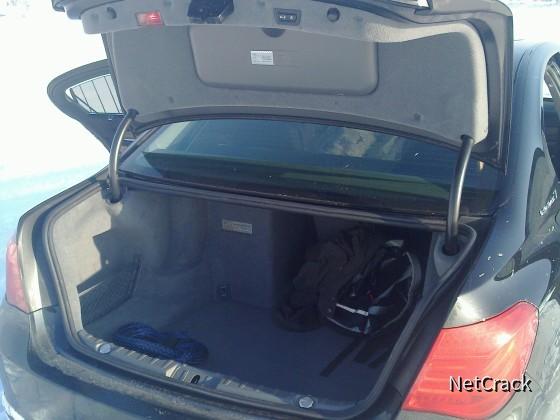 BMW Active Hybrid 7 von Sixt