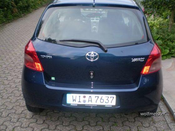 Toyota Yaris - Enterprise