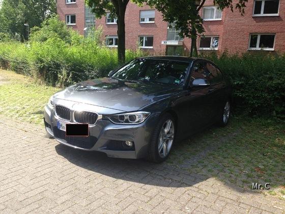 BMW 330d F30 Limo
