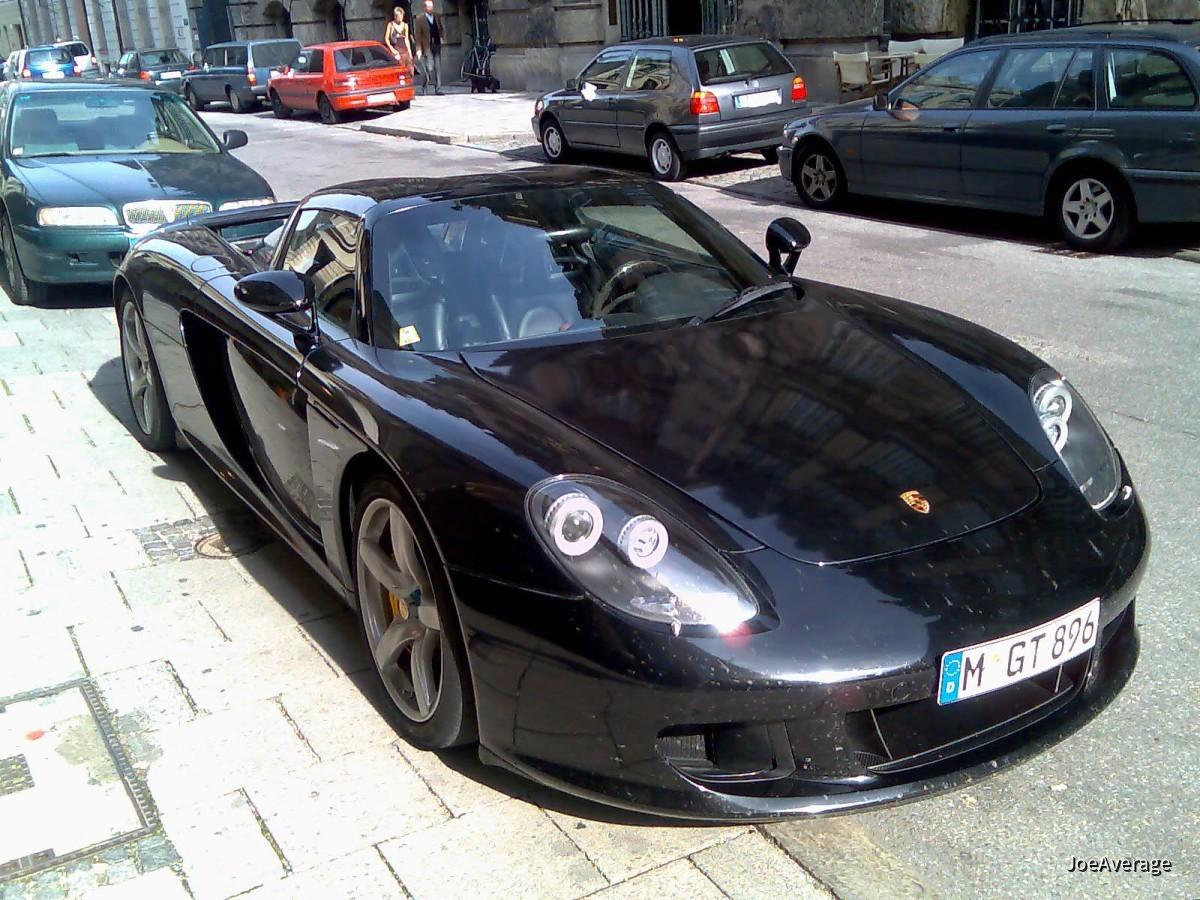Porsche Carrera GT - München